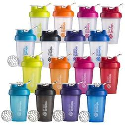 BlenderBottle CLASSIC 20 oz Shaker Blender Bottle Mixer Cup