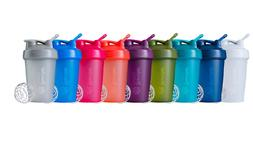 BlenderBottle CLASSIC 20 oz Shaker Blender Bottle Mixer Cup