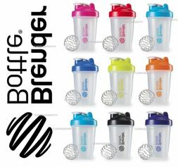 BLENDER BOTTLE CLASSIC 20 oz SHAKER SMALL MIXER PROTEIN WIRE