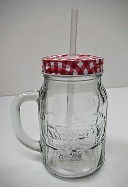 Coca-Cola Mason Jar  - BRAND NEW