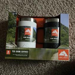 Ozark Trail Coffee Mug Set 20 Oz Stainless Steel - Brand New