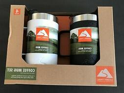 Ozark Trail Coffee Mug Set 20 Oz Stainless Steel