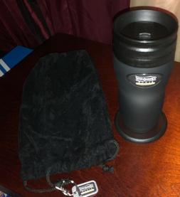 Coffee Travel Mug Thermos Cooler Coffe  Fun Tumbler 20oz Wit