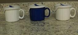 Corningware Colours Pop-Ins 20oz Soup Mug with vented lid