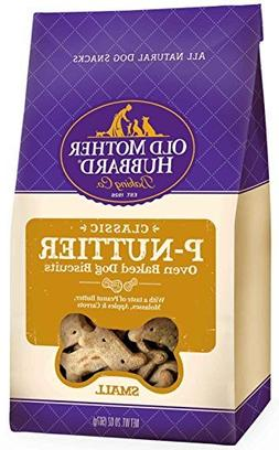 Old Mother Hubbard Crunchy Classic Natural Dog Treats, P-Nut