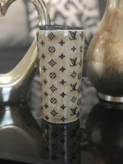 Custom Made To Order Louis V Inspired Stainless Steel Tumble