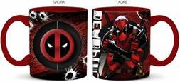 Marvel Deadpool Bullet Holes Spinner 20oz Officially License