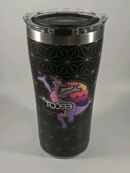 Disney Parks Epcot Forever Figment 20oz Tervis Tumbler with