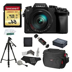 Panasonic DMC-G7HK Digital Single Lens Mirrorless Camera 14-