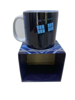 Doctor Who 20 oz. Heat Reactive Mug