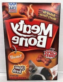 Meaty Bone Small Dog Snacks, 22.5-Ounce