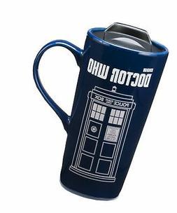 Dr. Who 20 Oz Heat Reactive Ceramic Mug