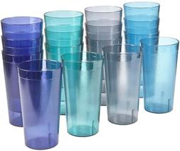 Drinking Cup 20-Oz Shatter-Proof 6 x 3-1/4-Inch 4 Coastal Co