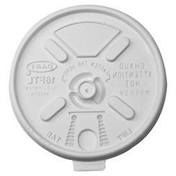 Dart® Foam Cup Lids - 1000/16oz-20oz