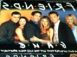 Friends: The Game Ross Invented That Lost the Girls Their Ap