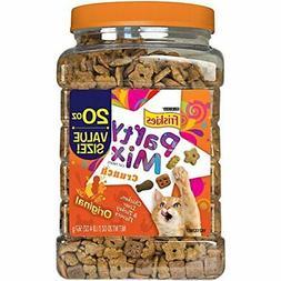 Purina Friskies Party Mix Favorites, Original Crunch Flavor,