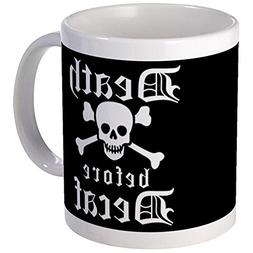 CafePress - Funny - DEATH Before DECAF! Mugs - Unique Coffee