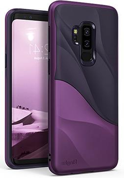 Galaxy S9 PLUS Case Ringke   Dual Layer Heavy Duty 3D Textur