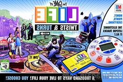 Hasbro The Game of Life: Twists & Turns Electronic Edition -