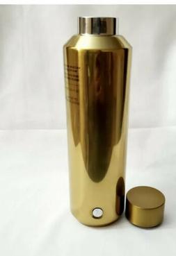 Starbucks Gold Stainless Steel Water Bottle  Vacuum Insulate