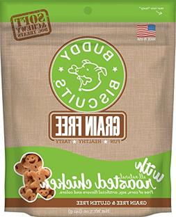 Cloud Star Grain Free Buddy Dog Treat Chicken