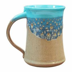 Clay in Motion Handmade Ceramic Large Mug 20oz - Island Oasi
