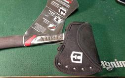 HART 20 oz. Hatchet with Cover