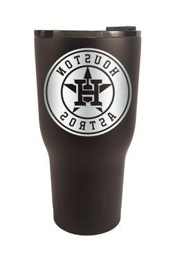 Houston Astros RTIC Laser Engraved 20 or 30 oz Stainless Ste