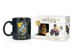 Harry Potter Hufflepuff 20oz Heat Reveal Ceramic Coffee Mug