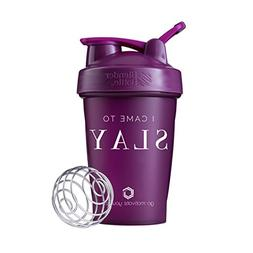 GOMOYO I Came to Slay on BlenderBottle Brand Classic Shaker