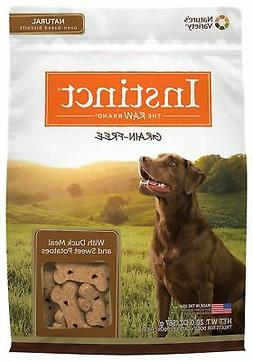 Instinct Grain Free with Duck Meal & Sweet Potatoes Natural