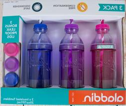 Aladdin Insulated Tumblers 3 Pack