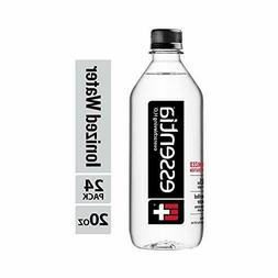 Essentia Ionized Alkaline 9.5 pH Bottled Water, 20 Ounce,