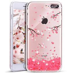 PHEZEN iPhone 8 Plus Case,iPhone 7 Plus Case, iPhone 7 Plus