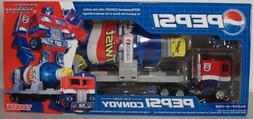 Transformers Japanese Pepsi Convoy Optimus Prime MISB