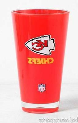 Kansas City Chiefs Insulated Tumbler Cup 20oz Acrylic NFL FR