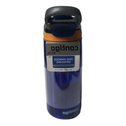 Contigo 20 oz. Kid's Courtney AutoSeal Water Bottle - Cerule