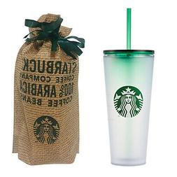 Starbucks Korea 2020 Green Gradation Siren Cold Cup 591ml /