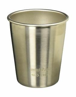 Klean Kanteen KSSC16 Adult's 16oz Kanteen Pint Cup Brushed S