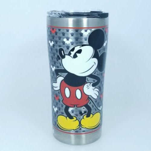 Tervis 1292884 Disney-Mickey Mouse Tumbler with Clear and Bl