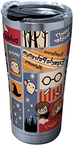 Tervis 1293207 Harry Potter-Charms Tiles Stainless Steel Ins