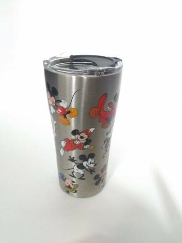 Tervis 1297811 Disney-Mickey Mouse 90th Birthday Stainless S