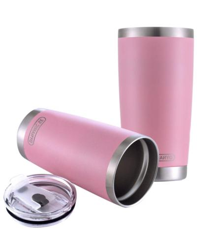 DYNAMIC SE 2 Pack 20oz Tumbler Double Wall Stainless Steel V
