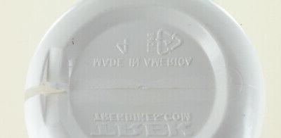 2 Trek Oz Water Bottles Black NEW