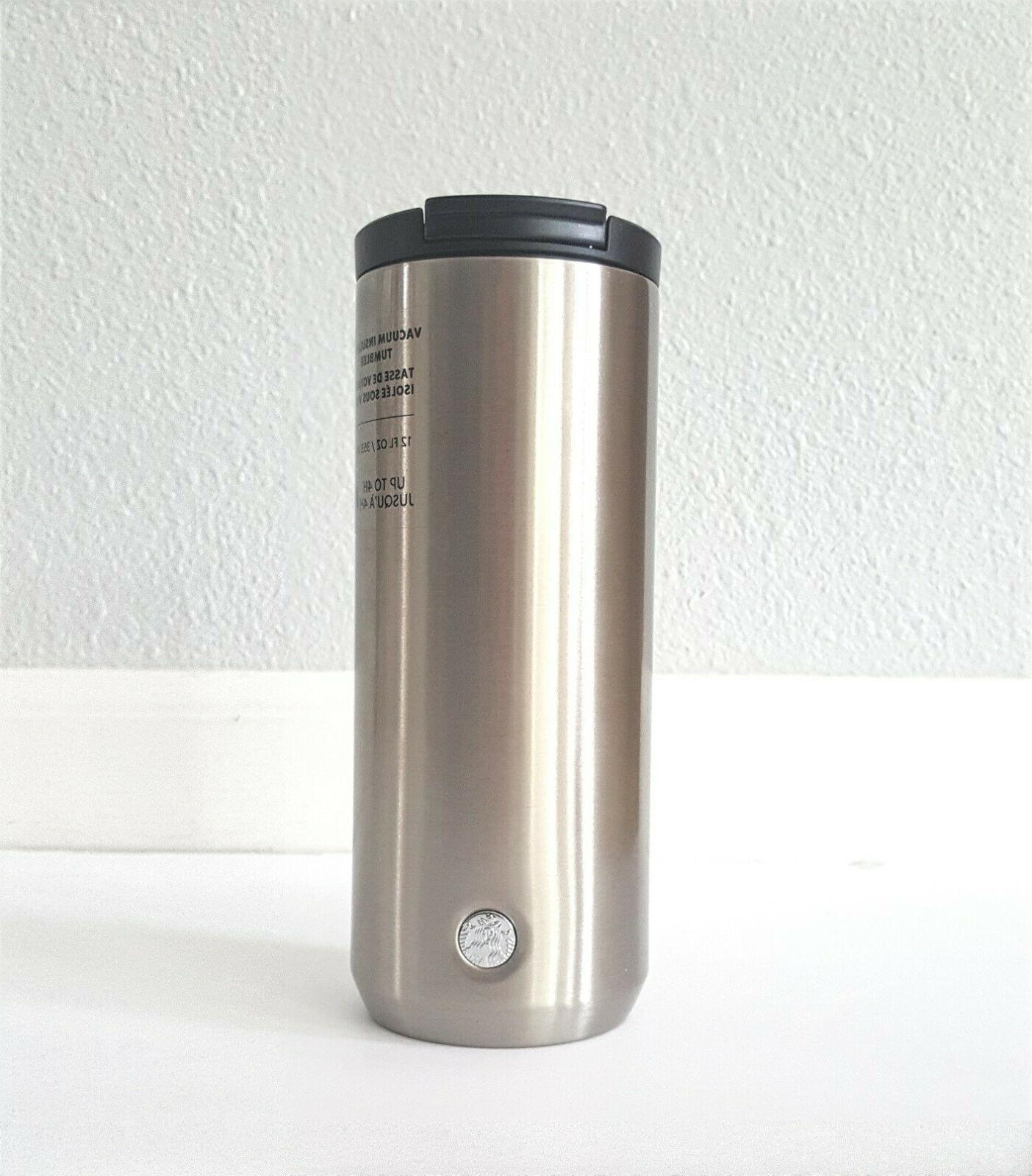 Starbucks 20 oz 12 Vacuum Insulated Stainless Tumblers 17%