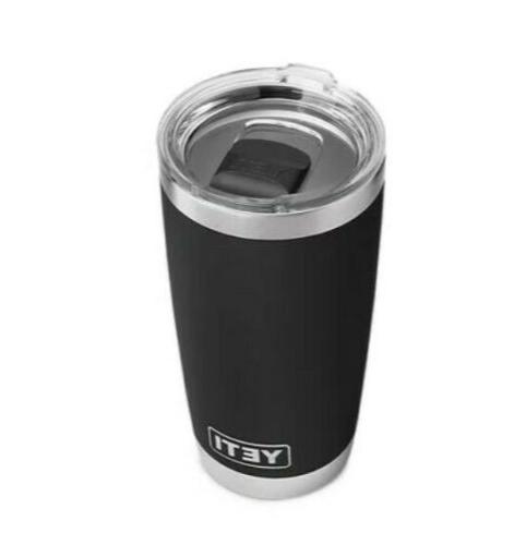 20 oz tumbler mag lid/Black/ Free