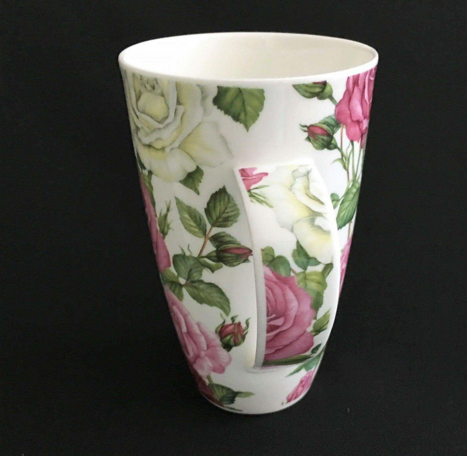 """DUNOON """"ROSES"""" AILEEN BONE MADE IN ENGLAND, NEW"""