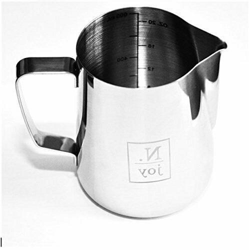 20 Oz Milk Measurements Inside Pitcher