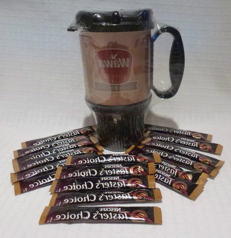 20 Wawa Coffee Thermal 1 Single Packet