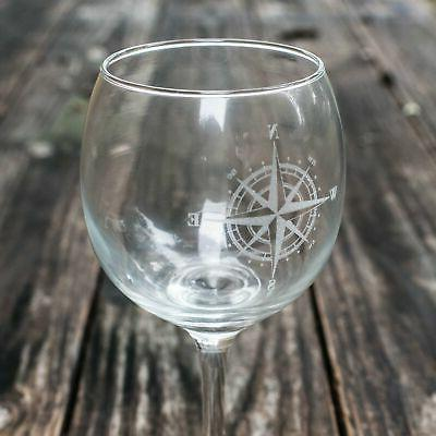 20oz Rose Glass